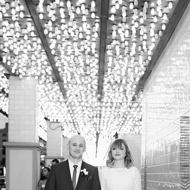 Old Vegas Wedding