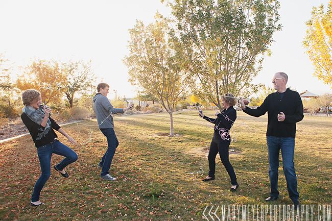fun family photographer las vegas