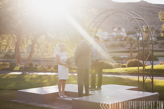 beautiful vegas wedding photography