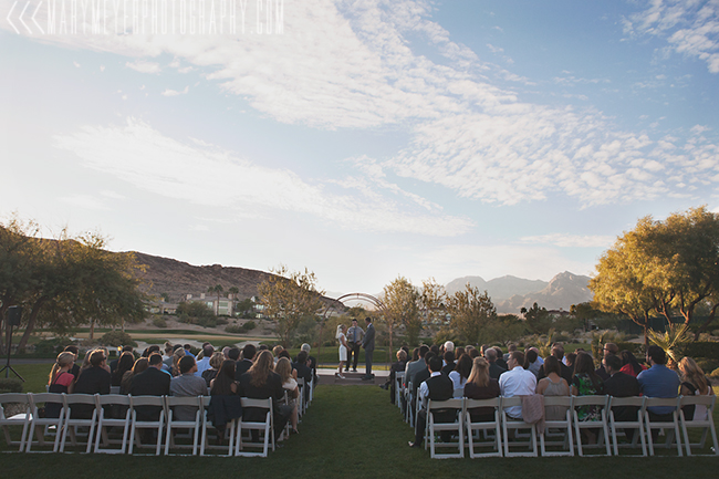 red rock country club wedding venue
