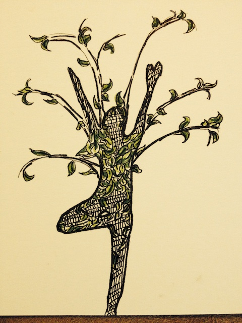 Tree of Life  by Sarah, a 22 year-old in recovery.