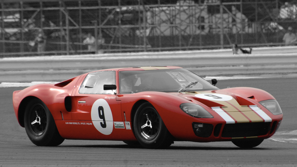 FORD GT40 1965-1969 FIND OUT MORE >