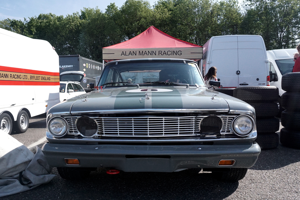 Martin's Mighty Fairlane