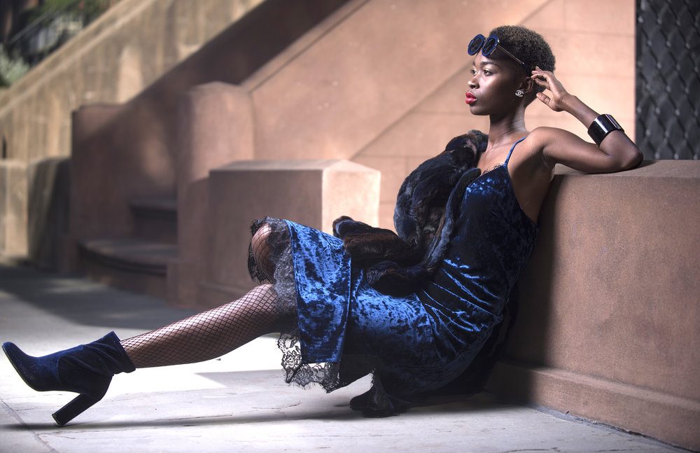 elegant magazine - stylist: dawn halloway