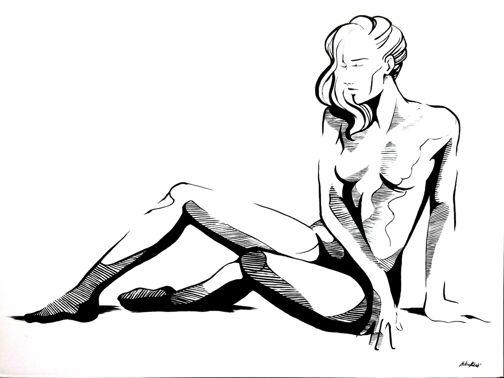 Life Drawing -