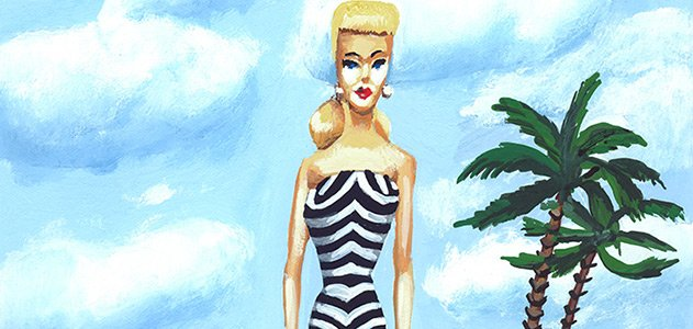 It's Time To Cut Barbie a Little Slack  November 23, 2013—Smithsonian