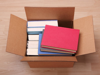 On The Move: Three Books to Keep Out of The Boxes  April 21, 2013—NPR