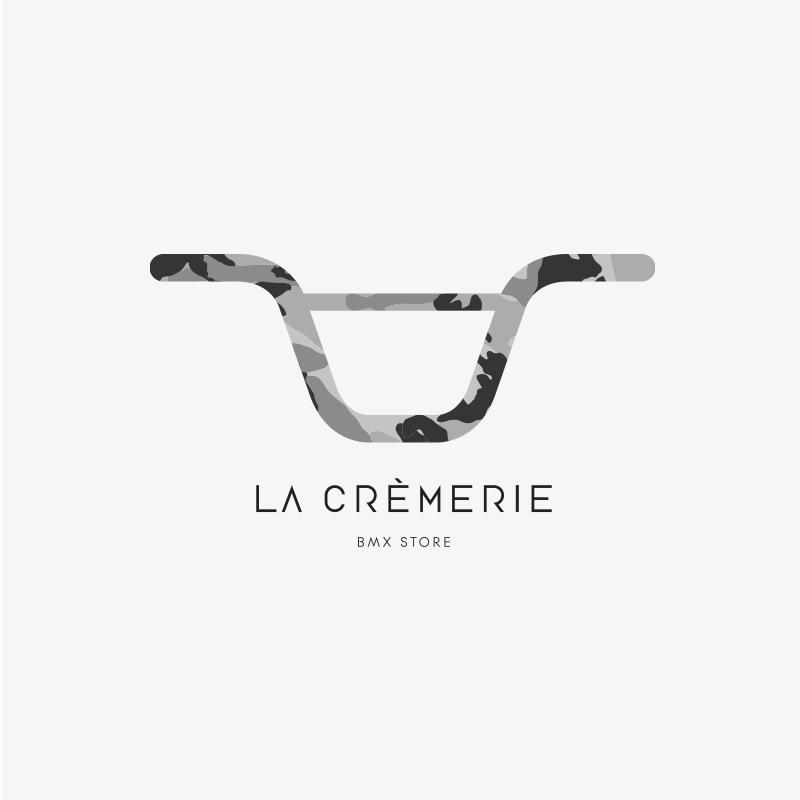 Logo La Crèmerie BMX Store