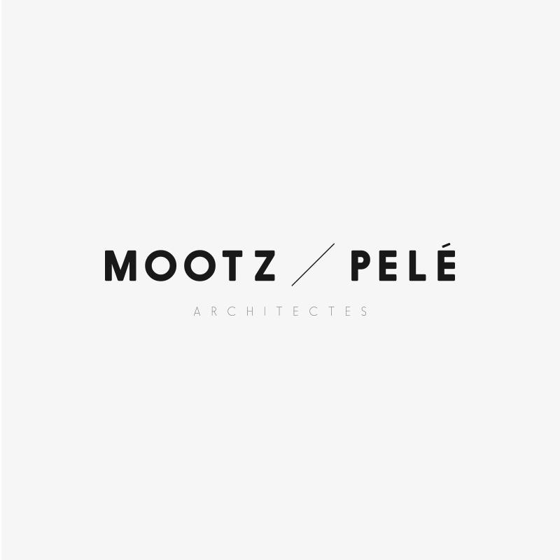Logo Mootz / Pelé
