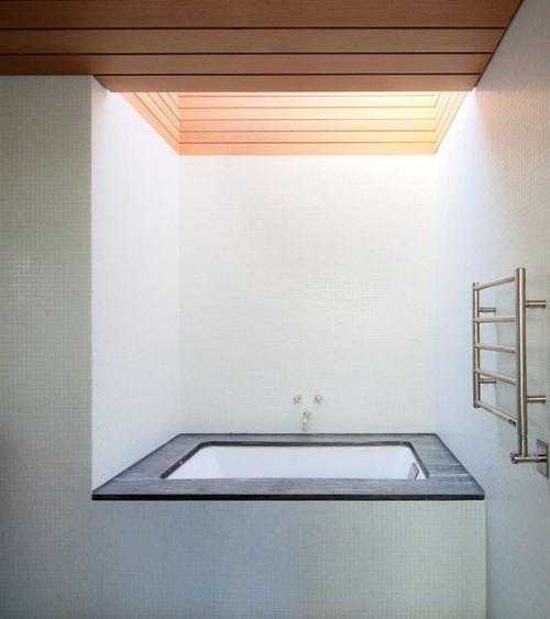 Skylit bath  (   image source   )