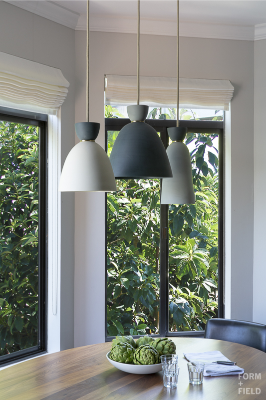 Pacific Heights Vintage Modern Dining Room Pendants
