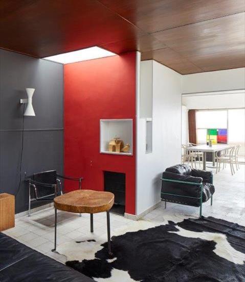 Le Corbusier's Studio-Apartment