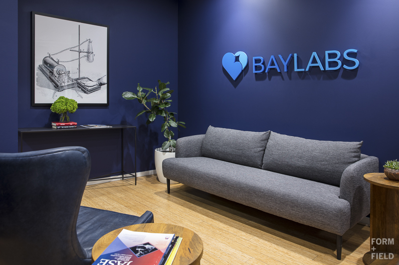 Bay Labs San Francisco Office Reception