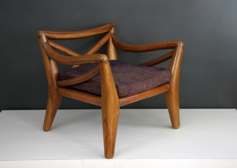 Totonaca Suite, Low Chair, 1959  (   source   )