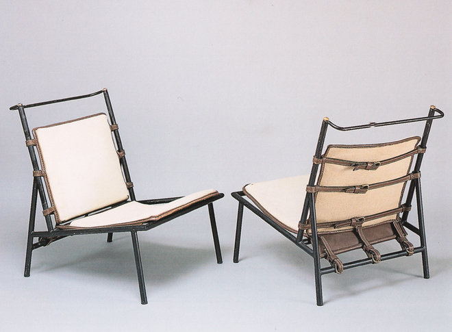 Lounge chairs, 1950  (   source   )