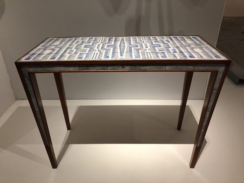 Console collaboration, Gio Ponti and Paolo de Poli, 1942