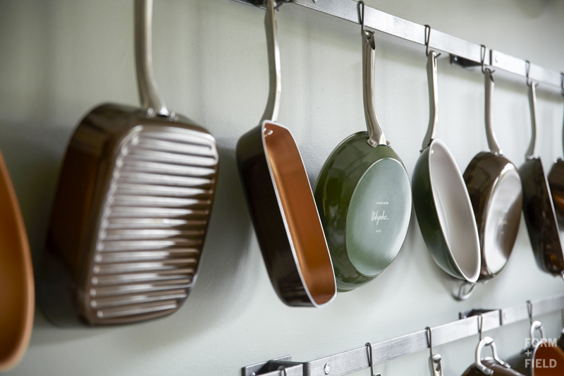 Ayesha Curry Homemade Pop-Up Shop Cookware Detail