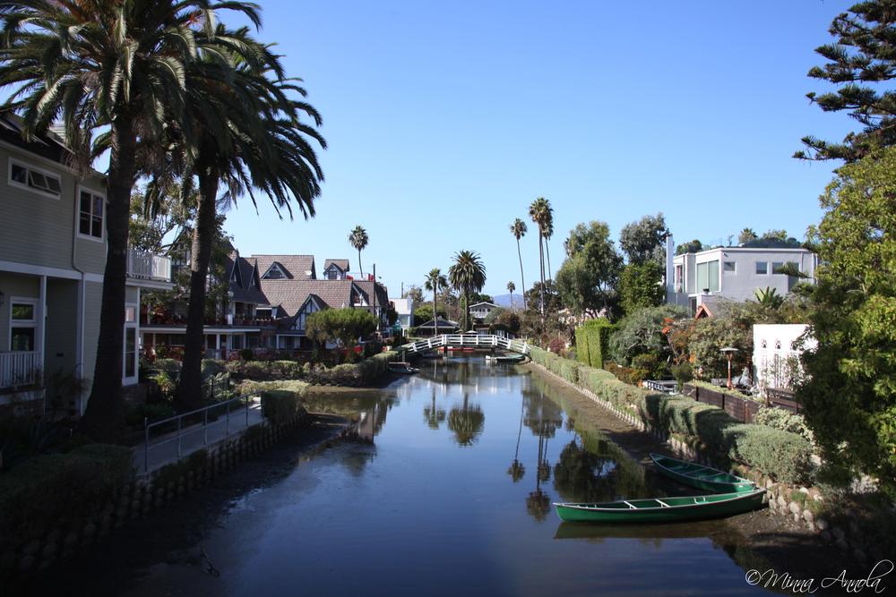 Venice Canals, L.A.