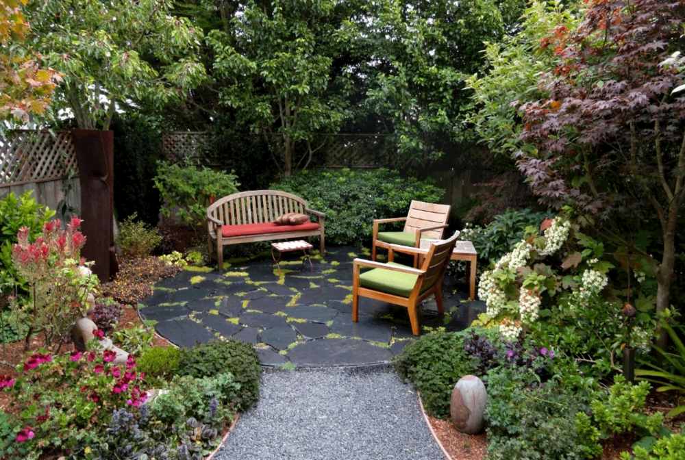 GARDEN LANDSCAPING - From garden design to complete landscape installation, our skilled artisans transform urban landscapes.