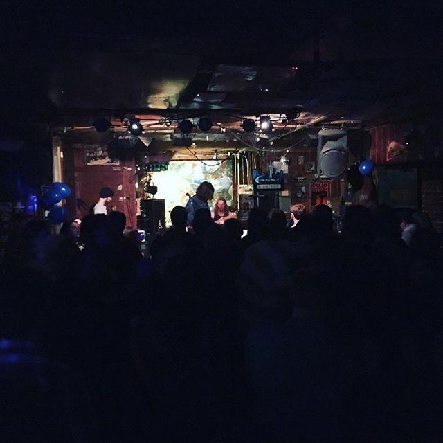 #theallmanbutters aka @themoondoggies #seattle #seattlemusic #bluemoon @bluemoonseattle