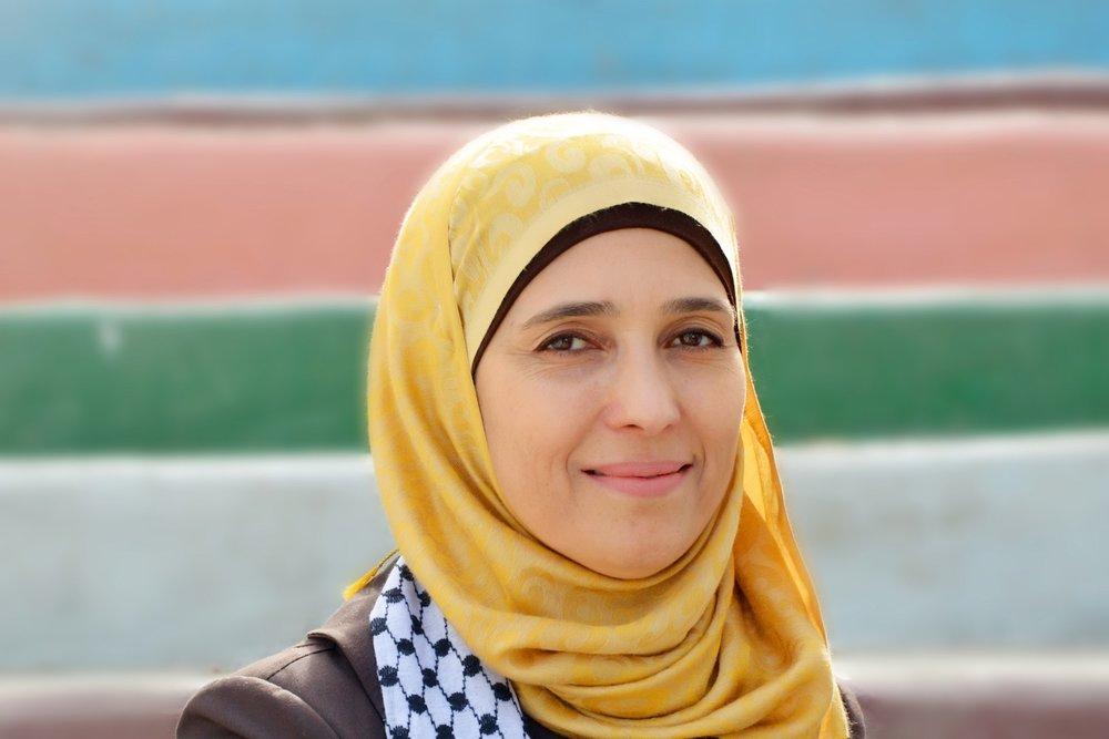 Hanan Al Hroub. Photo: TES