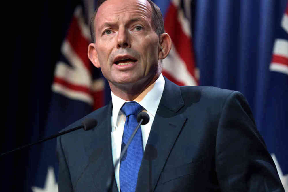Australian Prime Minister Tony Abbott. Photo: Sky News
