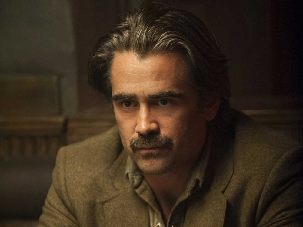 Colin Farrell in season 2 of True Detective on HBO