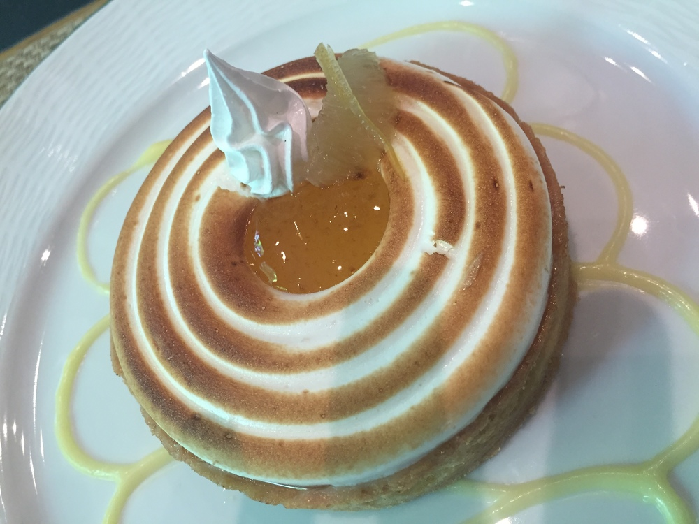 Mind-blowing Lemon Tart...