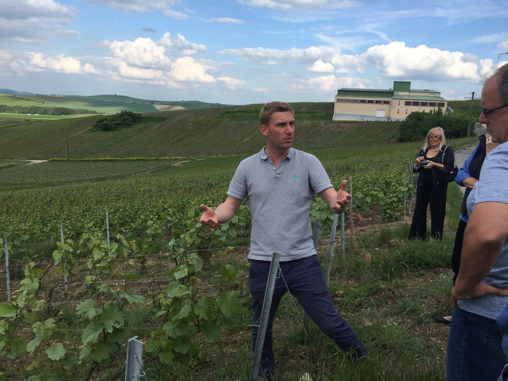A lesson in Biodynamics from  Aurélien Laherte