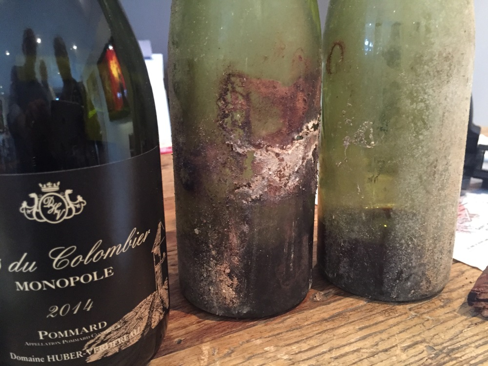 A few treasures from the cellars of  Huber-Verdereau. '14, '69, '57...