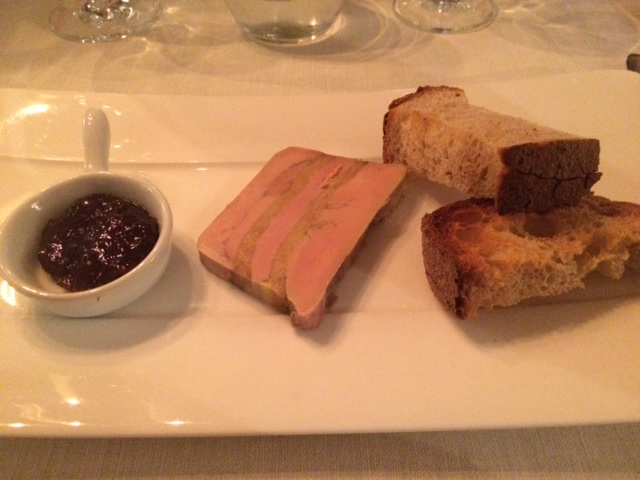 More Foie Gras? OK, if we must...
