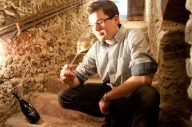 Winemaker Gaëtan Gillet