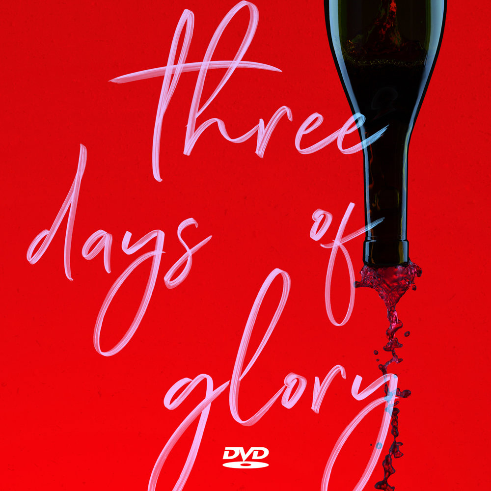 Disc art - Three Days of Glory.jpg