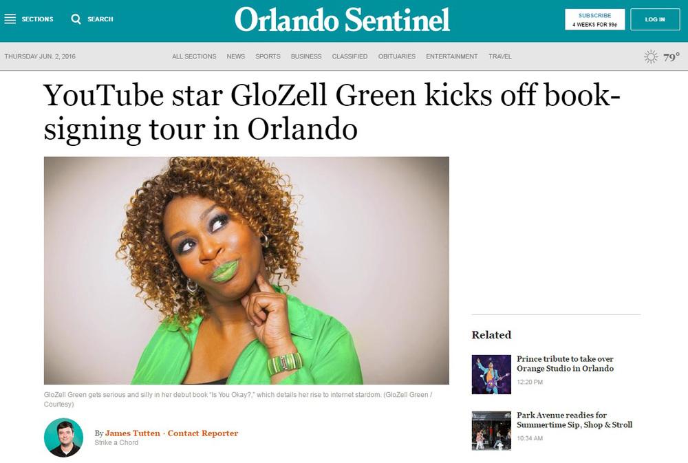 The Orlando Sentinel