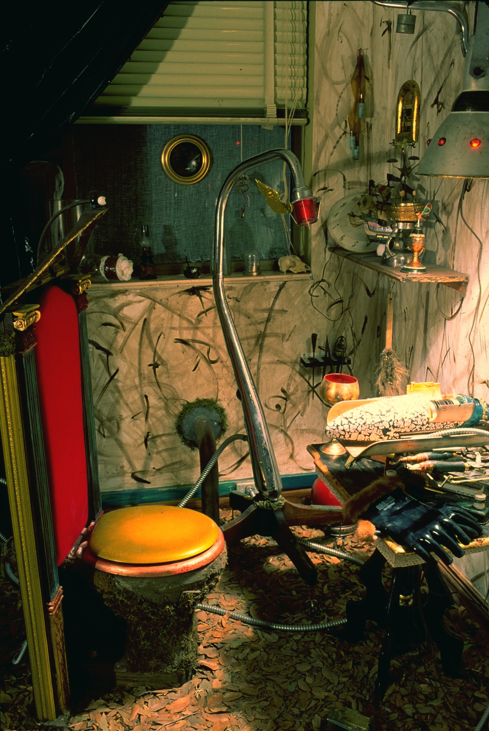 The Alchemists Studio   -Paul LeBlanc