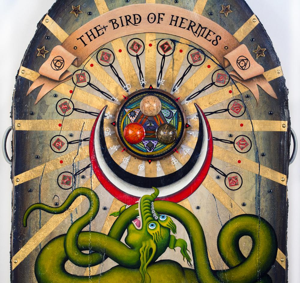 The Bird of Hermes - 4