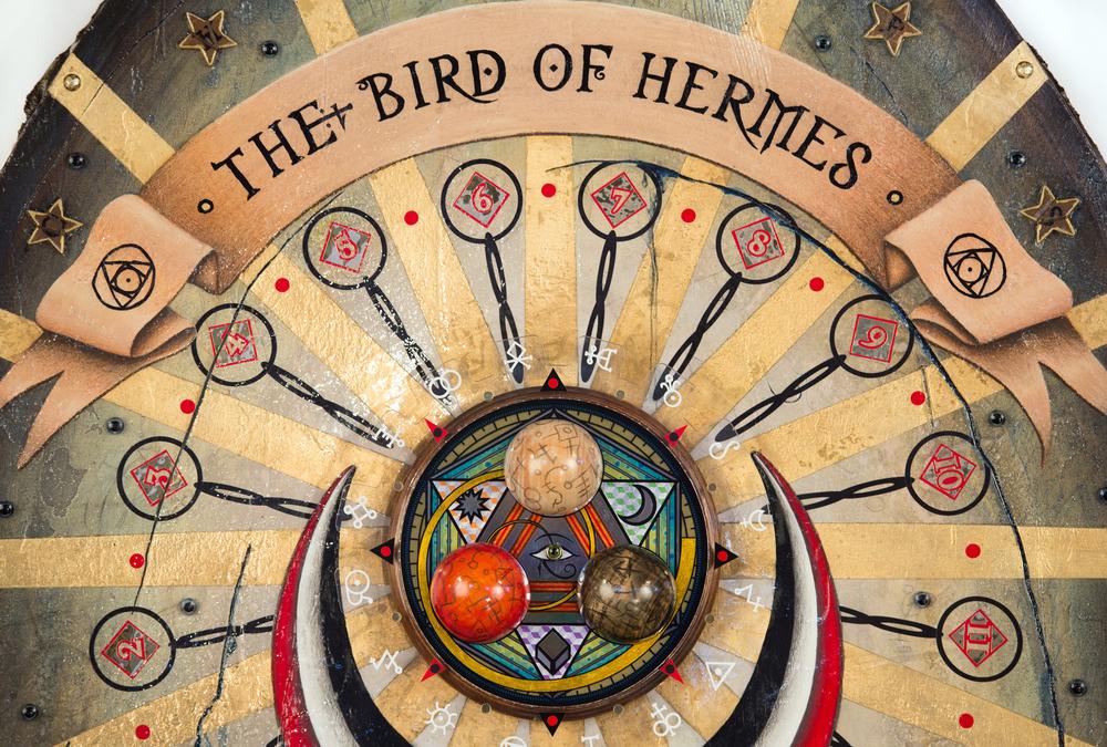 The Bird of Hermes - 5