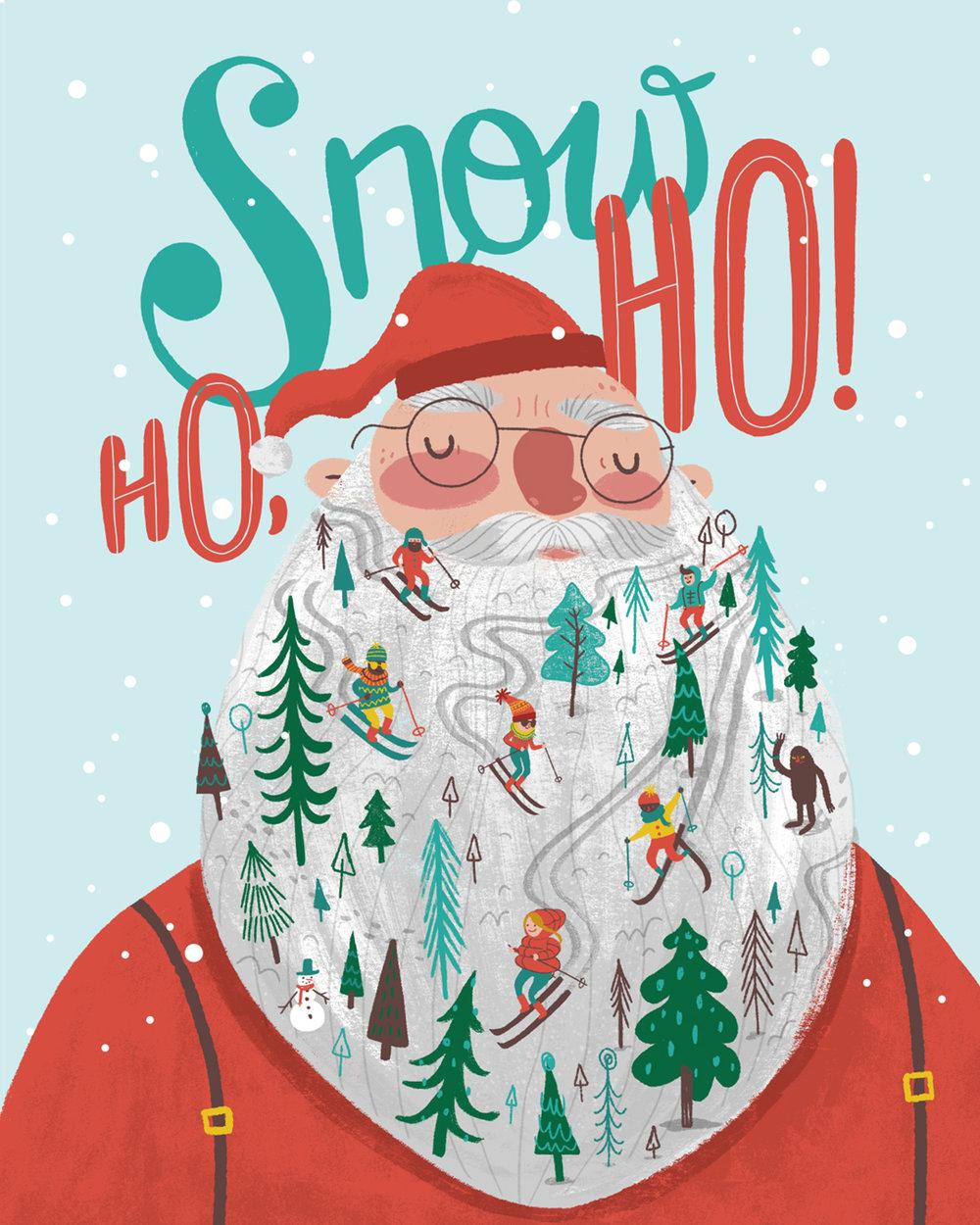 Snow Ho Ho!