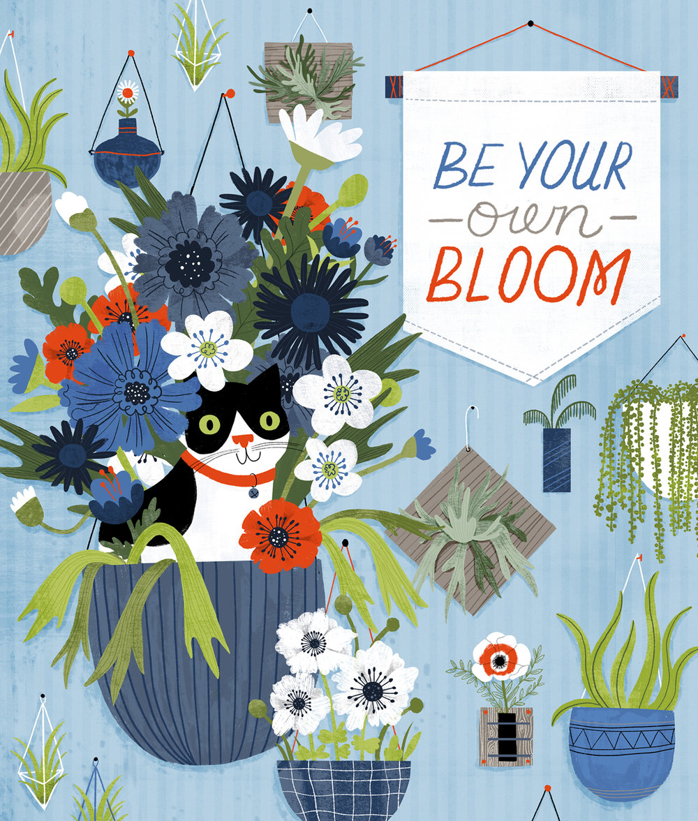 Be Your Own Bloom