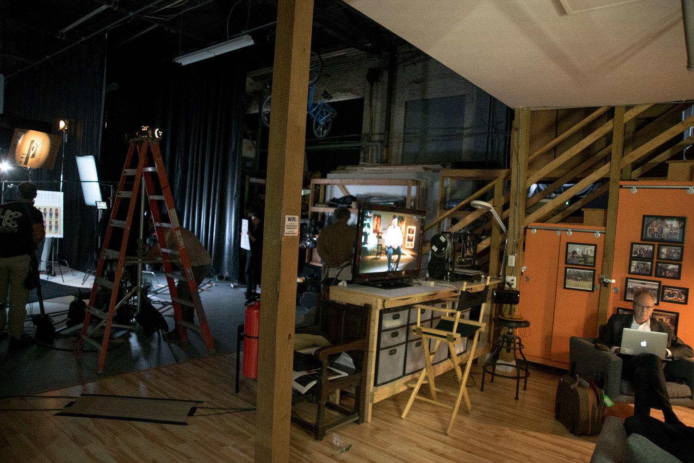 Studio 06 harbor craft films & studio — studio