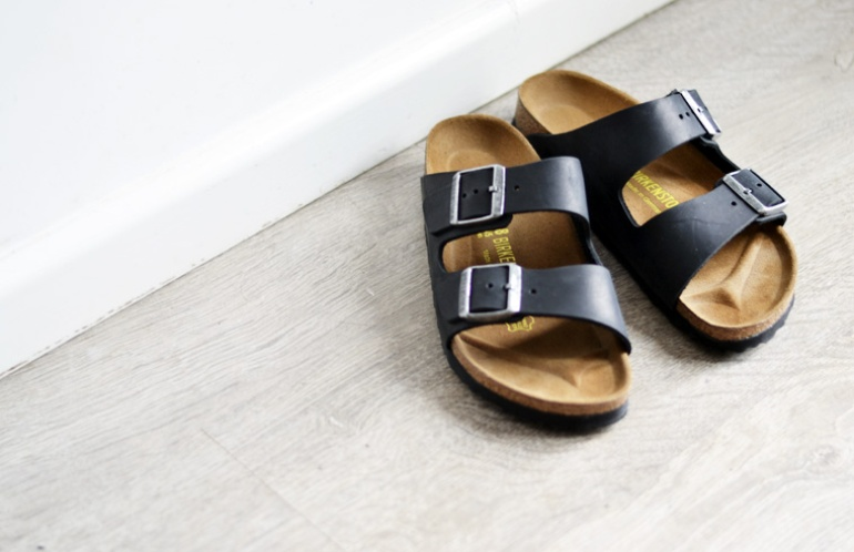 New in Birkenstocks