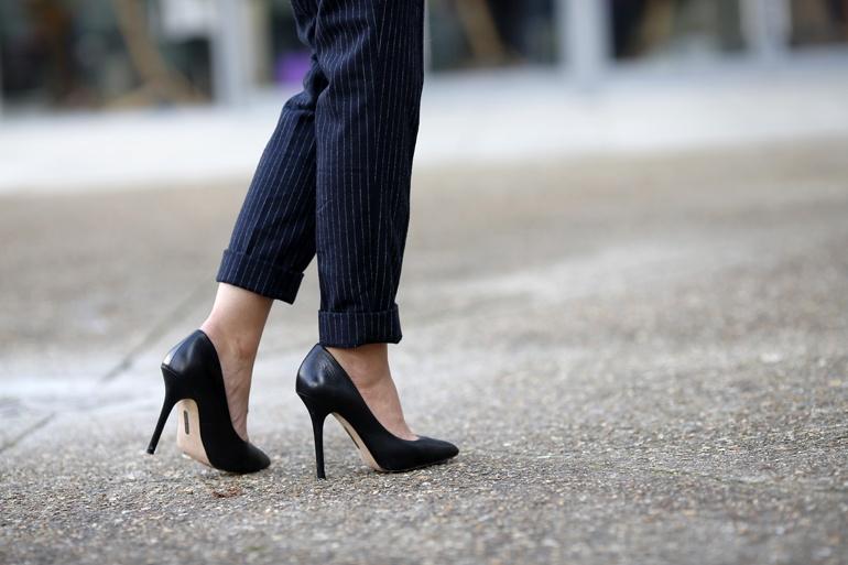 Cocochic H&M Pinstripe Suit