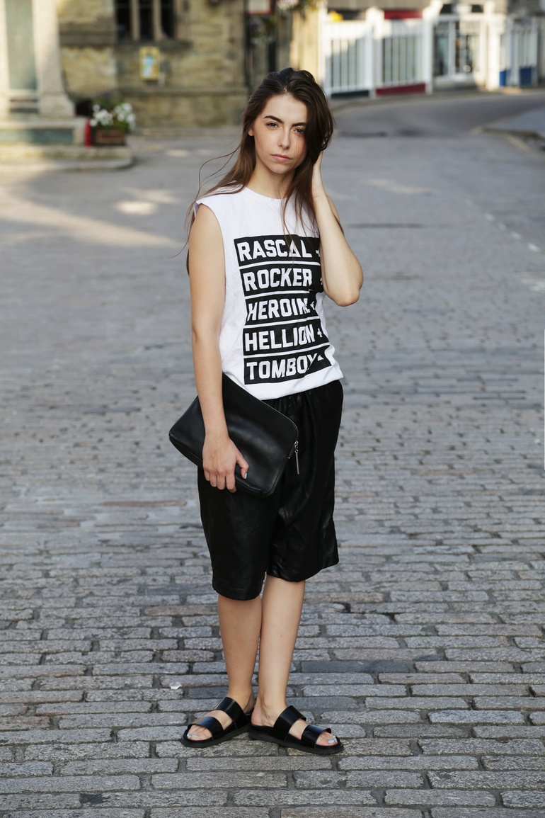 Wildfang muscle tee
