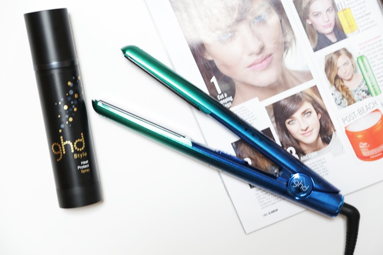 Limited Edition GHD styler