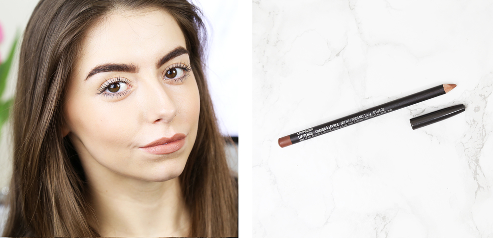 Cocochic+Kylie+Jenner+Nude+Lipstick+Swatches+MAC+Stripdown