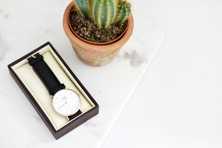 Daniel Wellington Watch Giveaway