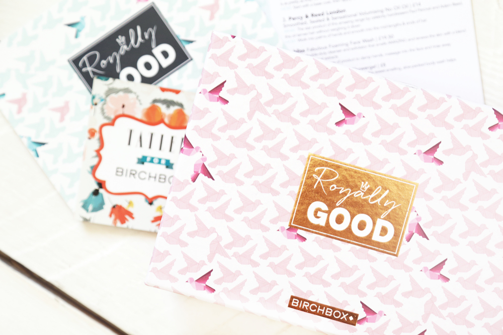 Birchbox Royally Good April 2015