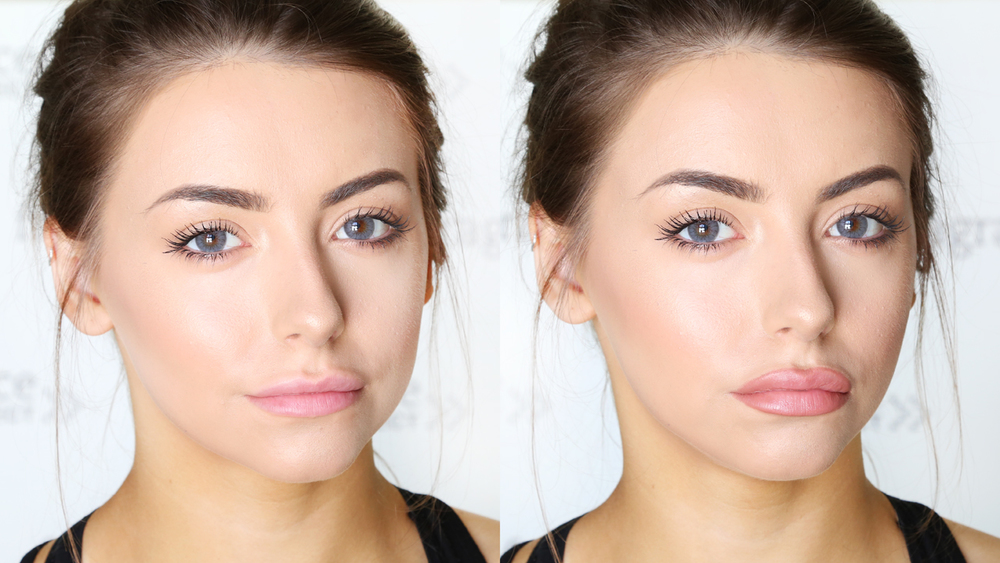 How to fake fuller lips without filler or surgery