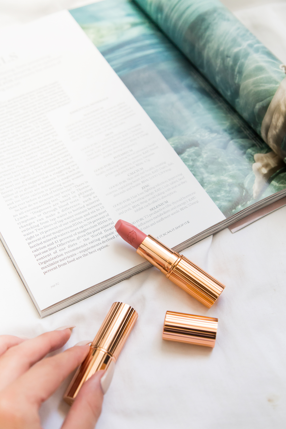 Charlotte Tilbury Kidman's Kiss review