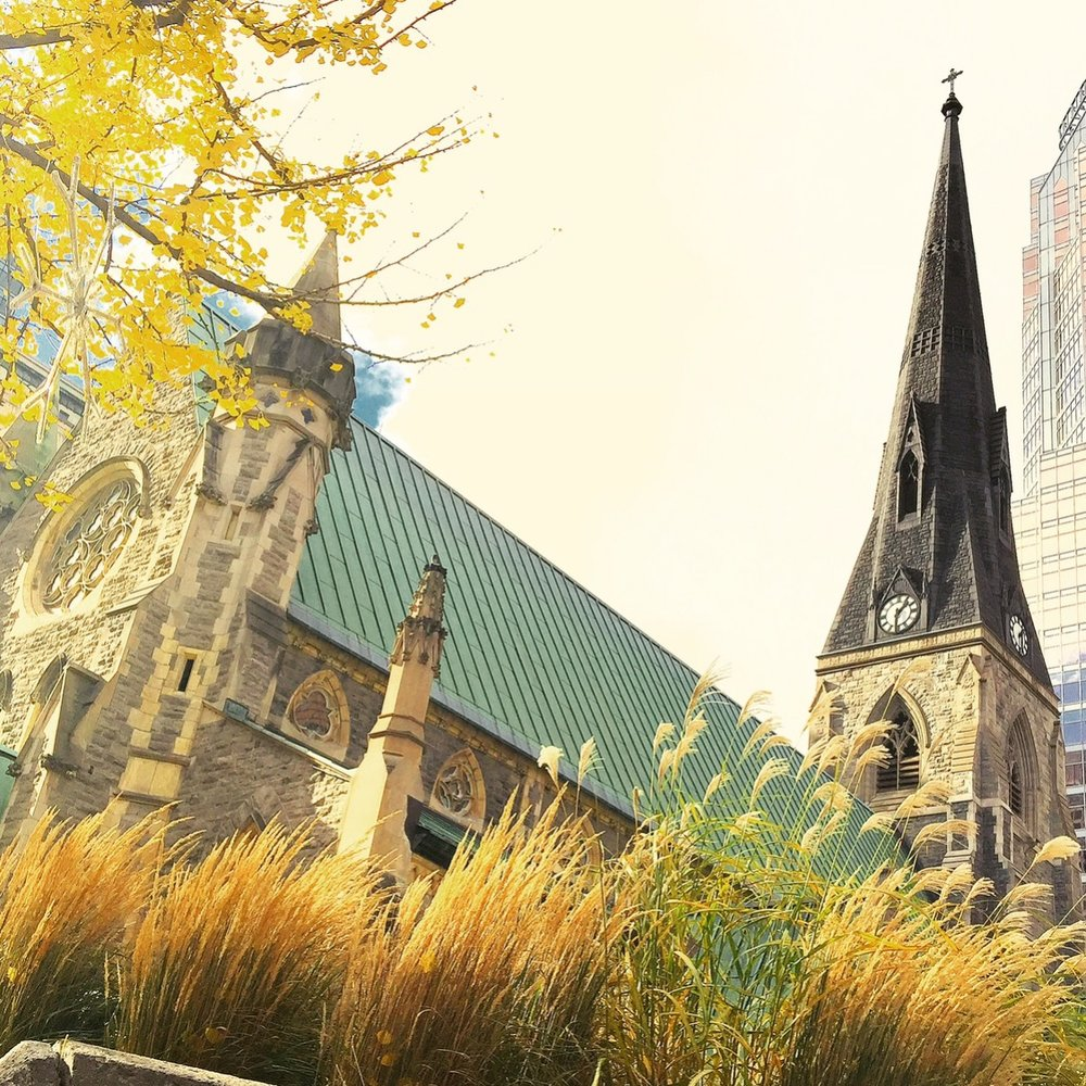 Christ Church, Montreal